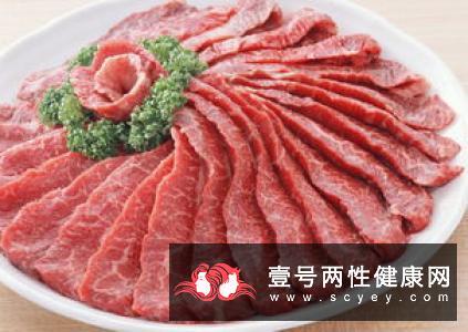 吃这六种肉类有助于男人补肾