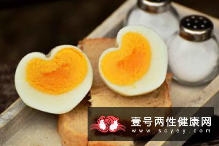 男人每天一鸡蛋护血管