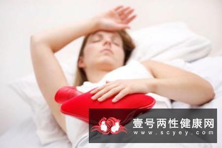 痛经加重要重视防治卵巢囊肿